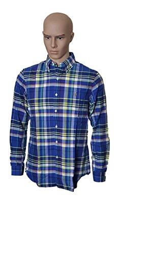 Polo Ralph Lauren Men's Long Sleeve Oxford Button Down - Polo Men Ralph Lauren