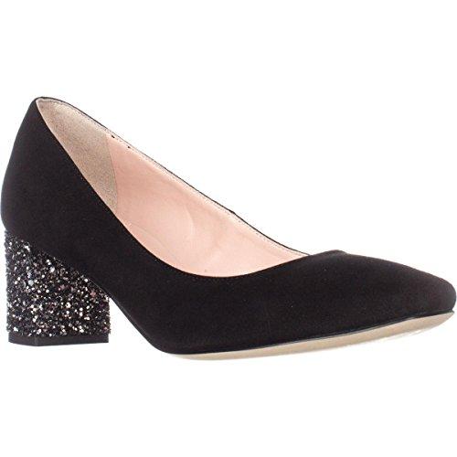 Kate Spade New York Womens Dolores Closed Toe Classic Pumps Black/Silver Glitter UOz3vArSRn