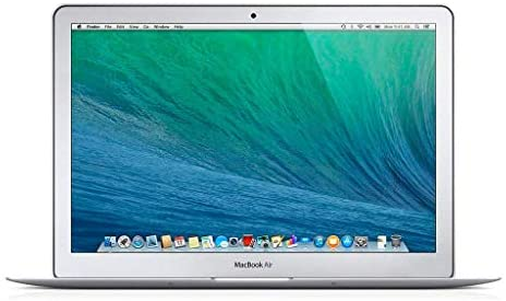 Apple MacBook 11.6-inch Laptop /Intel Core i5 1.3GHz – 4GB RAM – 128GB SSD (Renewed)