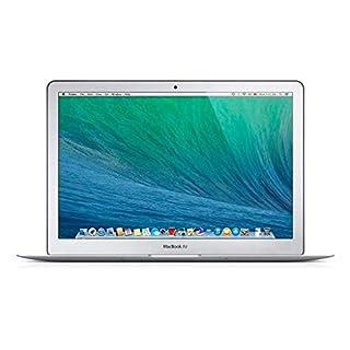 Apple MacBook Air MD760LL/A Intel Core i5-4250U X2 1.3GHz 4GB 256GB SSD 13.3in,Silver(Renewed)