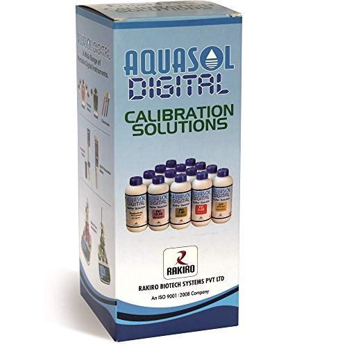 AQUASOL Digital Calibration Solution pH 7.00 and 500ml Price & Reviews