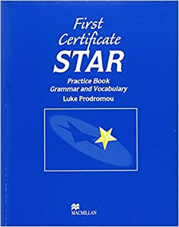 Book First Certificate Star: Practice Book without Key