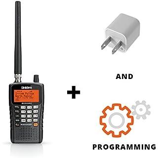 Discount Uniden BCD325P2 Phase II OPTIMIZED Digital Handheld Scanner Bundle …