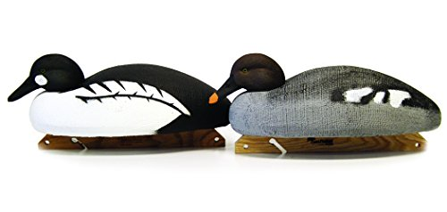 Goldeneye Duck Decoys (12 Pack) (Decoy Goldeneye Duck)