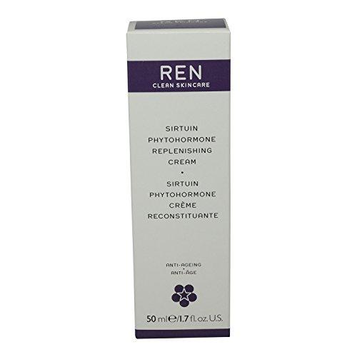 Ren Sirtuin Phytohormone Replenishing Cream, 1.7 Fluid Ounce