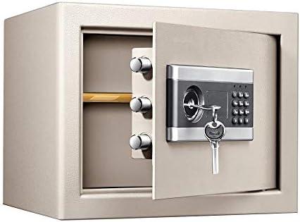 ZZHBXG BBGS Cajas Fuertes Caja de Seguridad Digital, Código Número Clavija de Caja de Acero sólido Digital Electronic Cash Seguridad Seguridad for Tienda en línea Fácil Instalación Gabinete Seguro: Amazon.es: Hogar