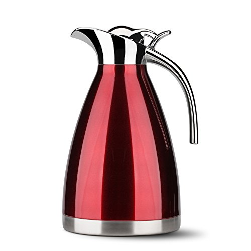 melita coffee maker red - 5