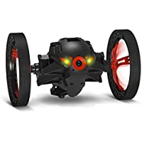 Parrot Mini Drone Jumping Sumo - Black(Certified Refurbished)