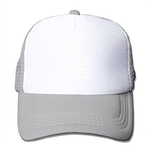 Have You Shop Gorra de béisbol - para hombre Gris gris Taille unique