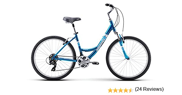 Diamondback Bicycles Serene Classic Frame bicicleta cómoda para mujer: Amazon.es: Deportes y aire libre