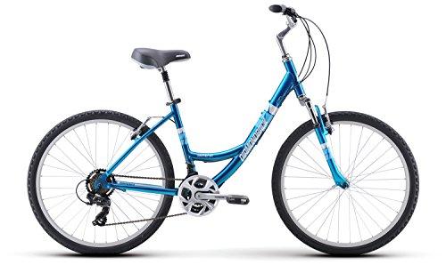 Diamondback Bicycles Women's Serene Classic 17″ Frame Comfort Bike, Medium/26″, Blue Review