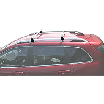 Amazon Com 2018 Chevrolet Equinox Roof Rack Cross Rails