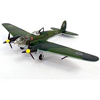 Amazon com: Oxford Diecast Messerschmitt Me 110G - JG 1