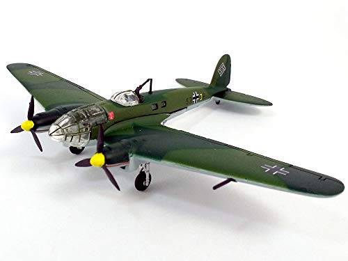 Atlas Heinkel He 111 (He-111) German Bomber - 1/144 for sale  Delivered anywhere in USA