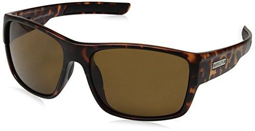 Suncloud Range Polarized Sunglasses, Matte Tortoise, ()