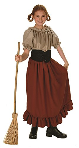 Renaissance Peasant Girl Child (Medieval Times Peasant Costume)