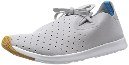 Unisex Native Moc Apollo Grey Fashion Sneaker wqS7Y8Ud
