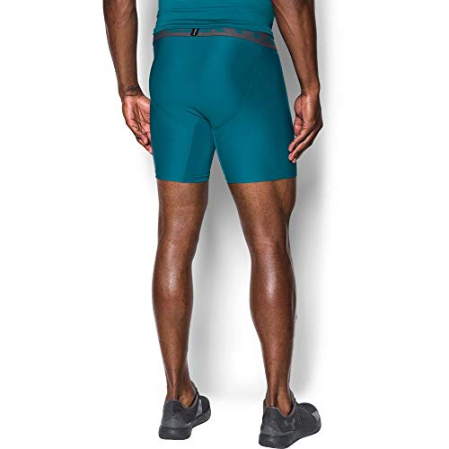 Under Armour HeatGear 2.0 Compression Short - X Small - Green by Under Armour (Image #3)