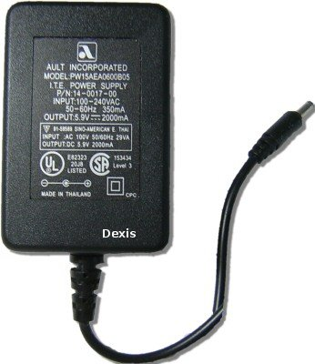 Ault AC Adapter for Handspring Visor Edge (Handspring Power Adapter)