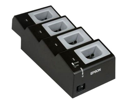 Epson OT-CH60II QUAD Battery Charger for the Mobilink P60II and P80 . . . ()