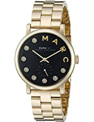 Marc by Marc Jacobs Womens MBM3421 Baker Gold-Tone Bracelet Watch