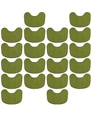 Healifty 1 Set 24Pcs Cervicale Relief Patch Bloedsomloop Bevorderen Nek Schouder Sticker Chinese Kruid Lichaam Acupunt Patch Voor Vrouwen Mannen