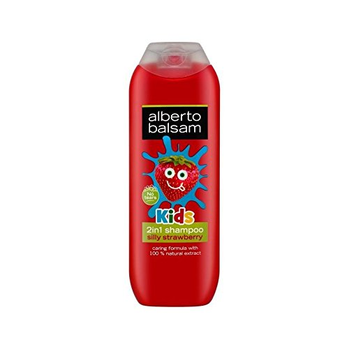 Alberto Balsam 2 in 1 Kids Strawberry Shampoo