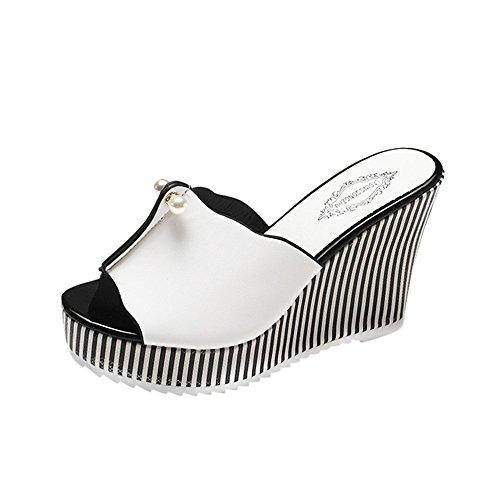 D'été De FemmeAmazon Luckycat Sandales À Chaussures Été vmyIYbfg76
