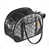ANUSA Dog bag cat dog bag black LD Size: 32 15 24cm