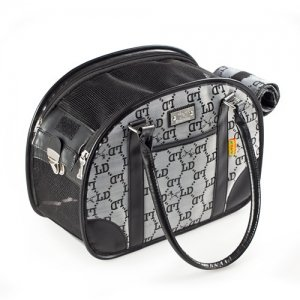 ANUSA Dog bag cat dog bag black LD Size: 32 15 24cm by ANUSA (Image #3)