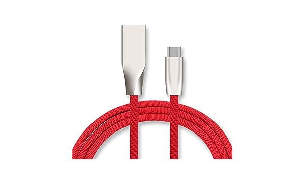 Cable de Carga rápida Tipo C para Meizu Pro 7 Plus Smartphone ...