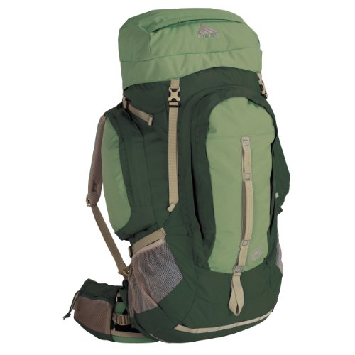 Kelty Women's Coyote 75 Internal Frame Backpack, Jade, 14.5-18.5-Inch Torso
