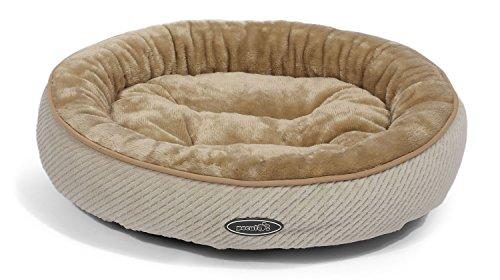 Round Machine Washable Fleece Interior