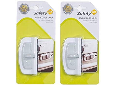Safety 1st Oven Front Lock, 2 Pack