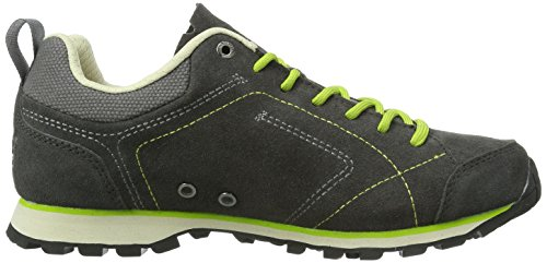 Dachstein Skywalk LC Wmn Damen Sneakers Grau (Anthrazit/Green 9116)