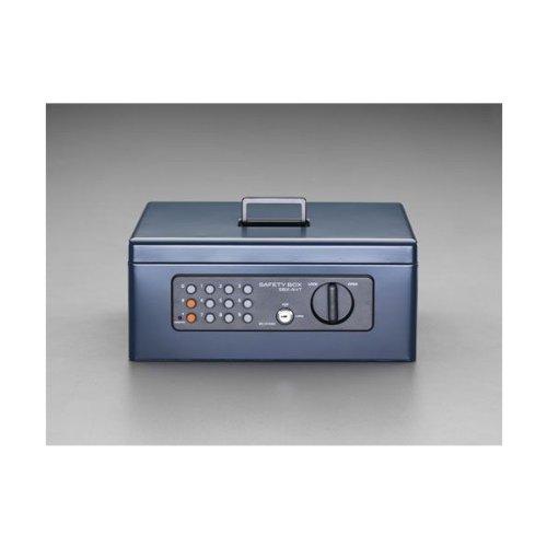 エスコ EA961KA-44 360x255x155mm 手提ゲ金庫 ESCO B00AXVC5G8