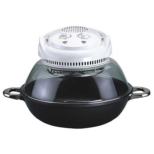 Sunpentown SO-2007 Convection Oven with Wok Base and Nano-Carbon and FIR Heating Element (Wok Oven compare prices)