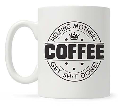 Amazon.com: Mom Funny Quote Coffee Mug, Mother's Day Gift