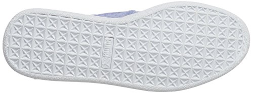 Sneakers Slip Basses 02 Bleu Basket on Lustre Wn's twilight Puma Denim Blue Femme Lavendar HTX4qw