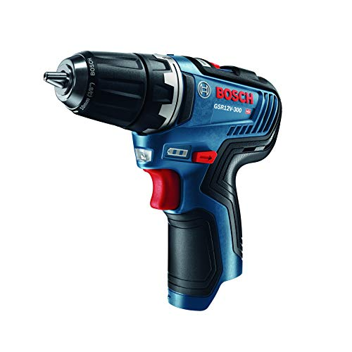Bosch GSR12V-300N 12V Max EC Brushless 3/8 In. Drill/Driver (Bare Tool)