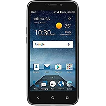 Amazon com: ZTE Avid 4 Z855 4G LTE 5 0