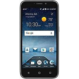 ZTE Maven 3 Z835 | (8GB, 1GB RAM) | 5.0″ Full HD Display | 5MP Rear Camera | 2070 mAh Battery | 4G LTE | GSM Unlocked | Android 7.1 Nougat Smartphone (Black)
