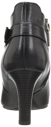 Bandolino Women's Layita Ankle Bootie Black goUXn