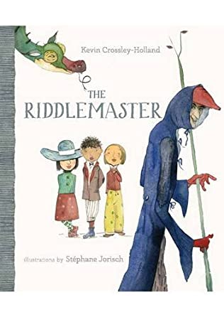 book cover of The Riddlemaster