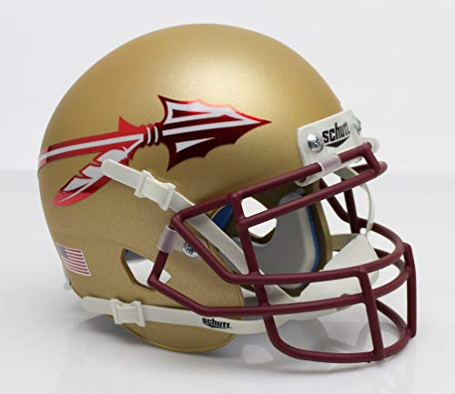 Schutt NCAA Florida State Seminoles On-Field Authentic XP Football Helmet