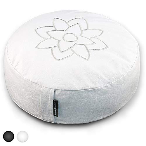 Mindful Modern Meditation Pillow Cushion product image