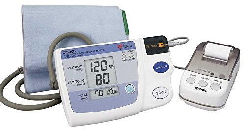 Omron Intellisense Automatic Blood Pressure Monitor with Pri