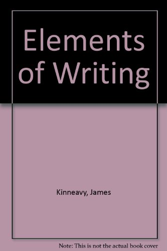Elements of Writing Introductory Course, Annotated Teacher's Edition, Grade 6