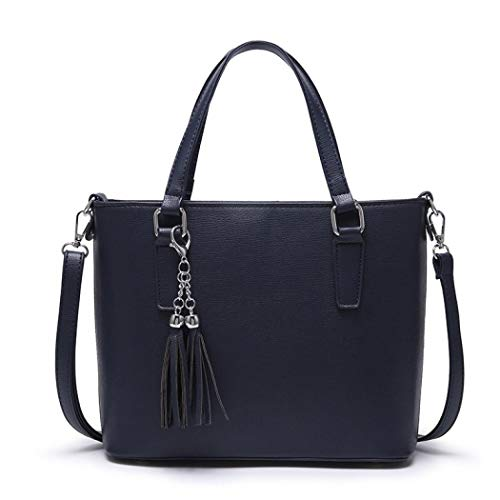 Sac Main Blue pour à Unique Femme Taille Marron Purplish Royalmal dwpxqAd