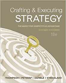 apple case study crafting and executing strategy Case study 10 thompson a strickland a gamble j 2012 crafting and executing strategy the quest for competitive advantage concepts and cases 18ed apple case essays and.